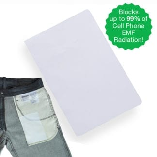 SYB Pocket Patch to Shield EMF Radiation