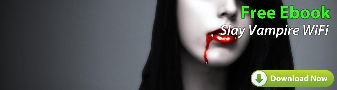 Free eBook: Vampire WiFi