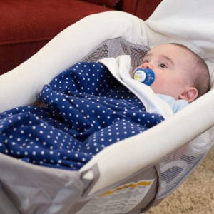 emf protection baby blanket