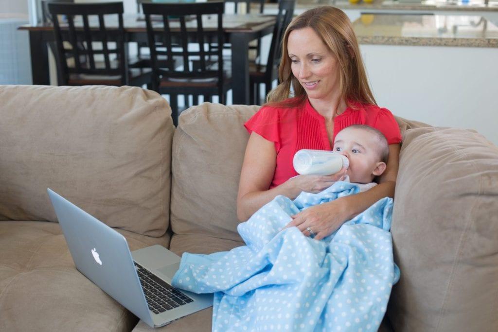 SYB Baby Blanket to Shield Wireless Radiation