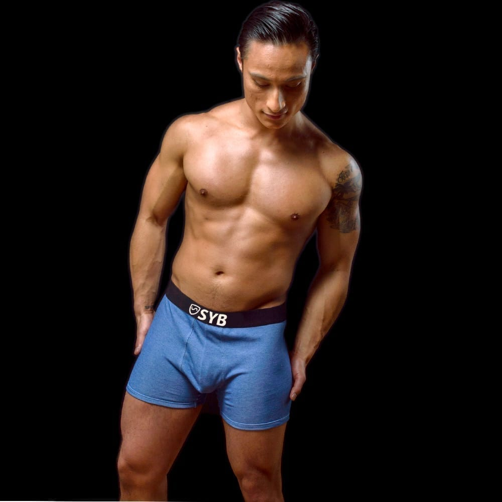 SYB Boxer Briefs to Shield Against EMF Radiation