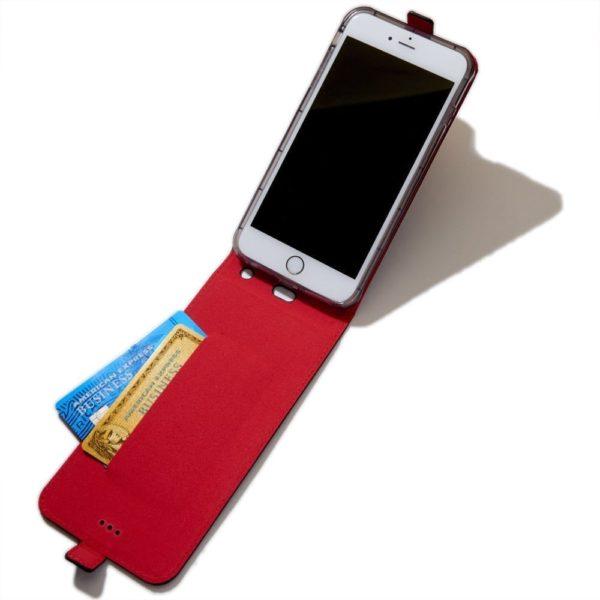 WaveWall Flip Case to Shield Cell Phone EMF Radiation