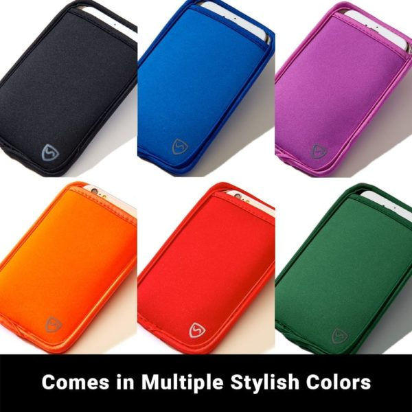SYB Phone Pouch: Cell Phone 5G Shielding
