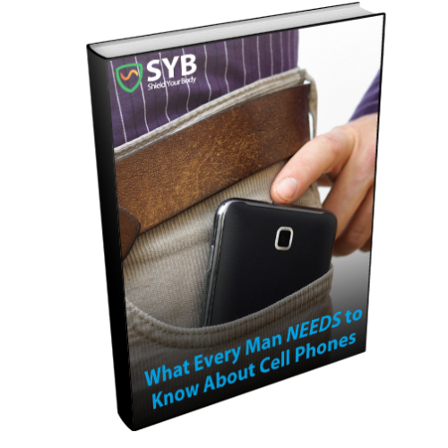 Free EBook: Men & Cell Phones