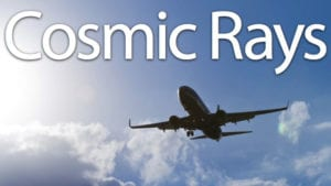 Airplane Radiation and Cosmic Rays
