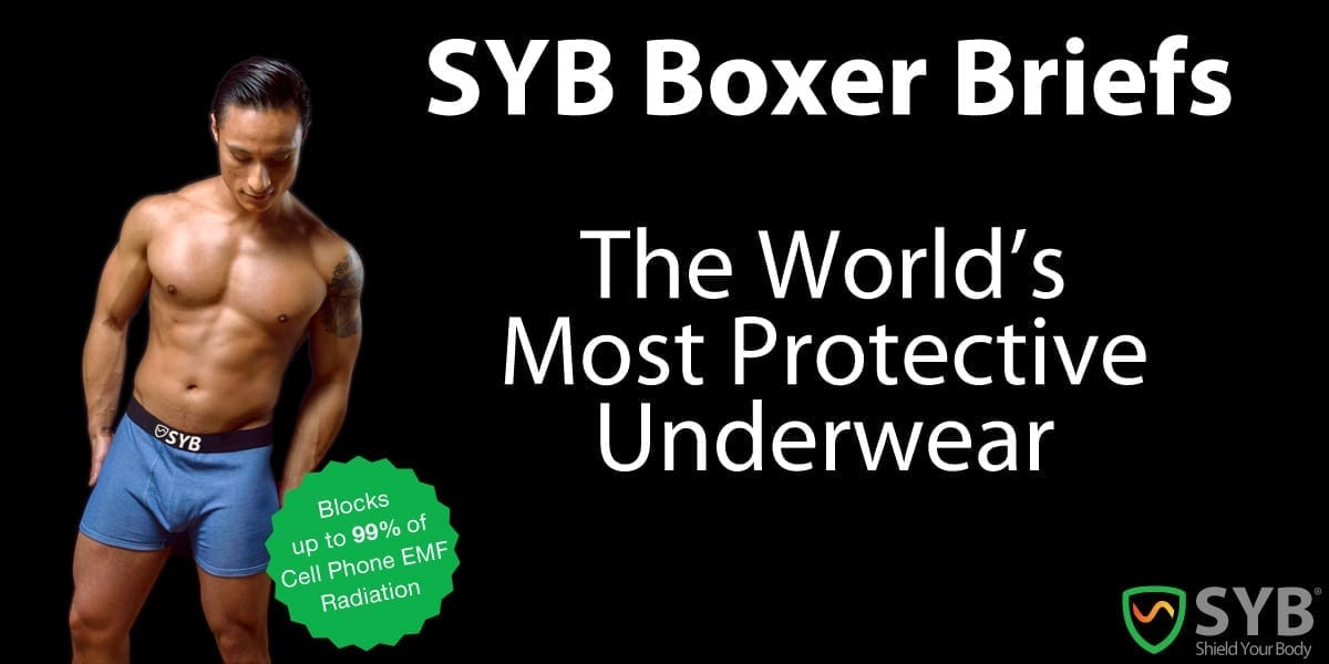 SYB Radiation Blocking Underwear