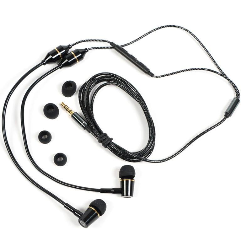 SYB Air Tube Anti EMF Radiation Headset