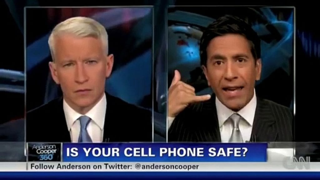 CNN Reports On The Dangers Of Wireless Radiation