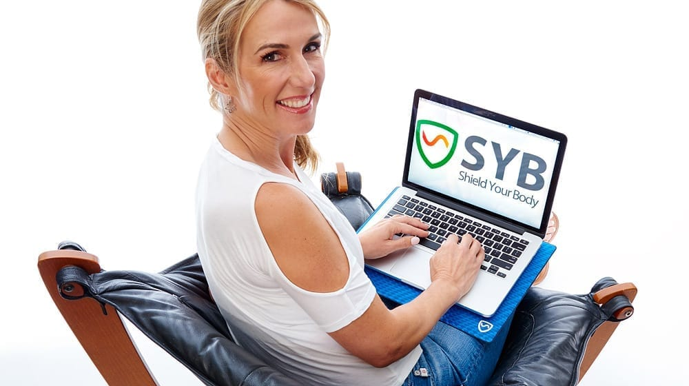SYB's Laptop EMF Protection