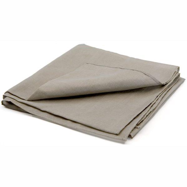 SYB Silver Silk Bandana, EMF Protection