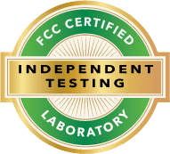 FCC Certified Laboratory Independent Testing
