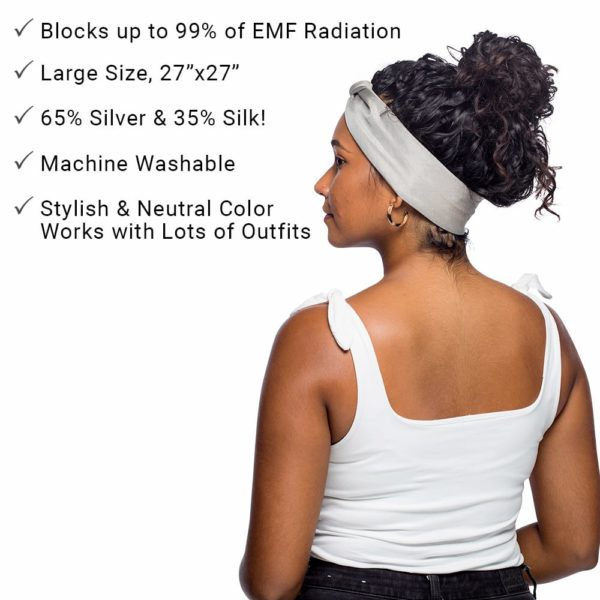 SYB EMF Protection Bandana
