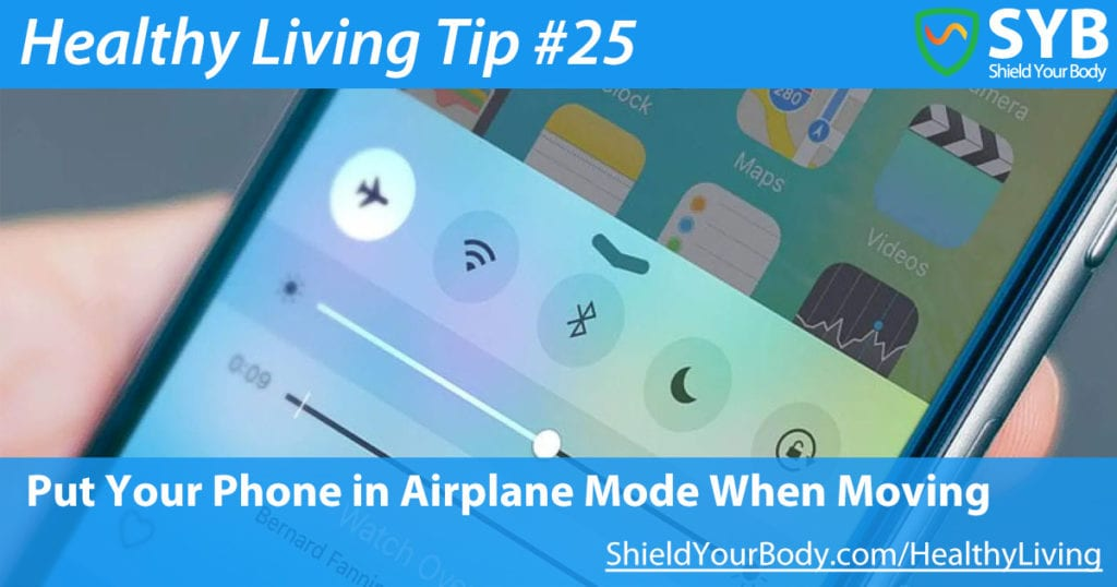 Does Airplane Mode Reduce My Emf Radiation Exposure Yes