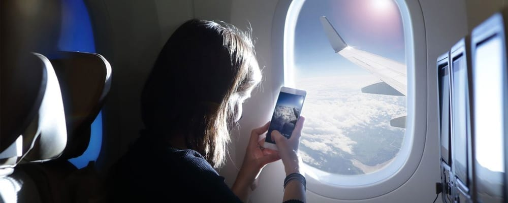 Put Your Phone in Airplane Mode When Moving