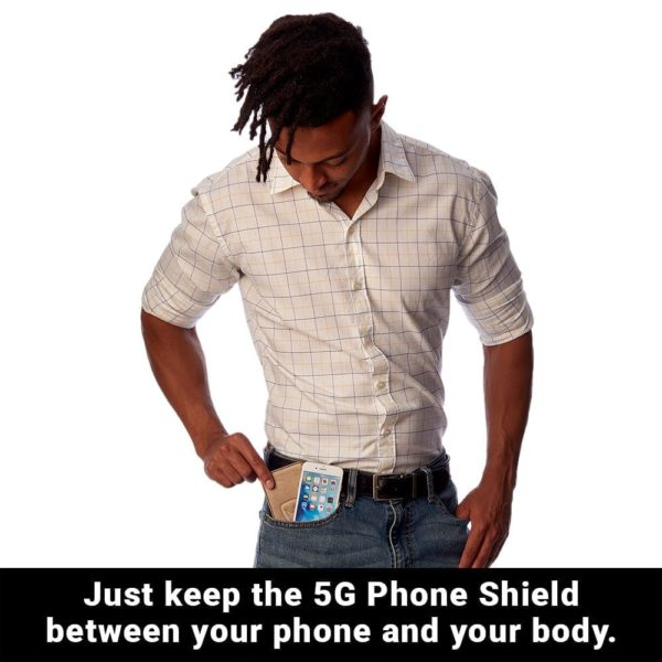 SYB 5G Phone Shield