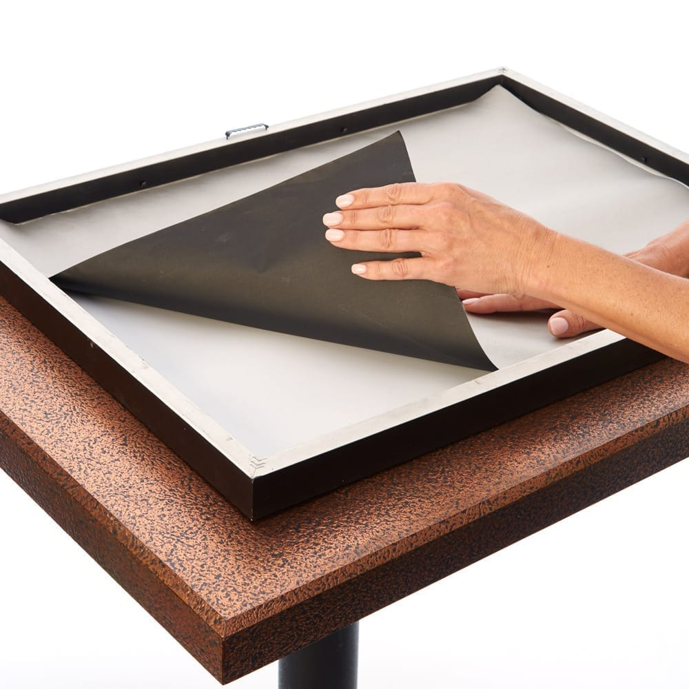 SYB Poster Frame Liner to Shield EMF Radiation