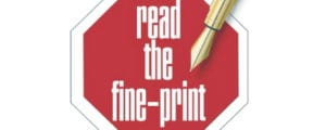 Healthy Living Tip #14: Read the Fine Print (with EMF Protection Solutions)