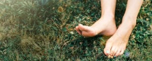 Go Barefoot and Embrace Earthing