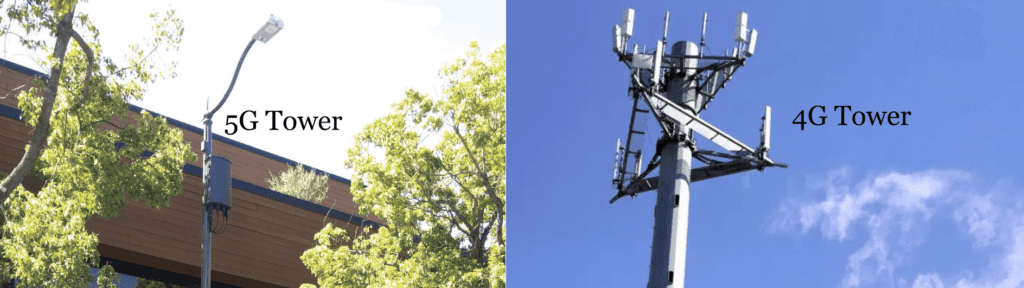 5G-tower-Vs-4G