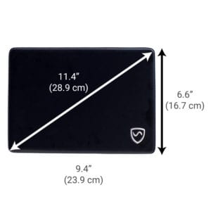 SYB Tablet Pad, EMF and 5G Radiation Shield for Devices