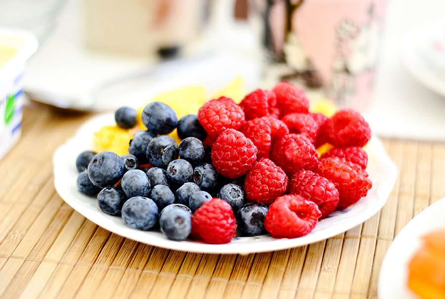 Antioxidant rich foods are important when it comes to EMF and nutrition.