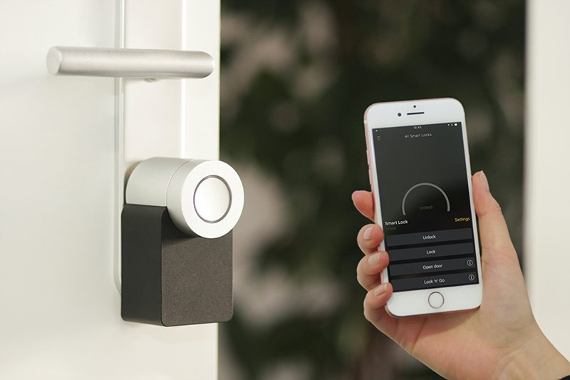 Smart home technology using the Internet of Things IoT