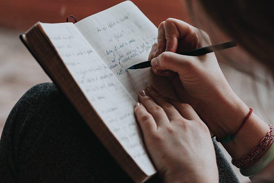 FOMO and journaling