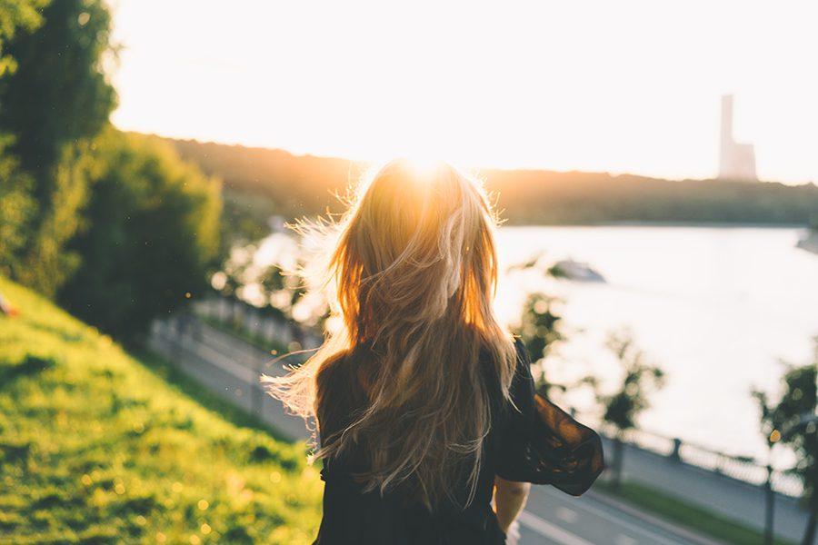 Sunlight exposure is a simple way to boost serotonin.