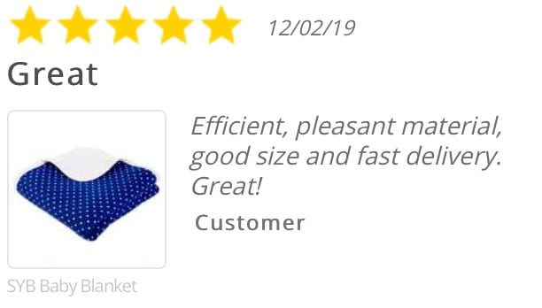 Real Customer Review of SYB EMF Protection Products